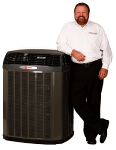 We sale and service all types of air conditioners; Lennox, Trane, Rheem.