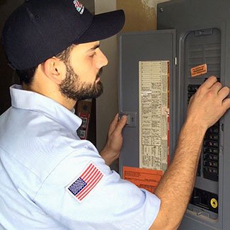 Get an electrical inspection today.