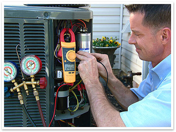 cooling inspection hvac maintenance fairfax va