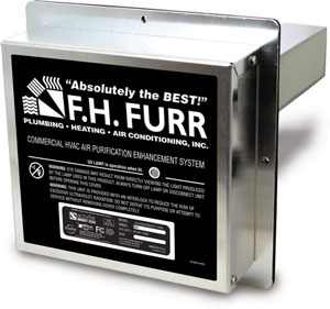 fh furr air scrubber installation fairfax virginia