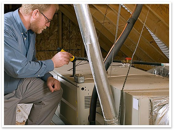 fairfax va heating inspection and maintenance