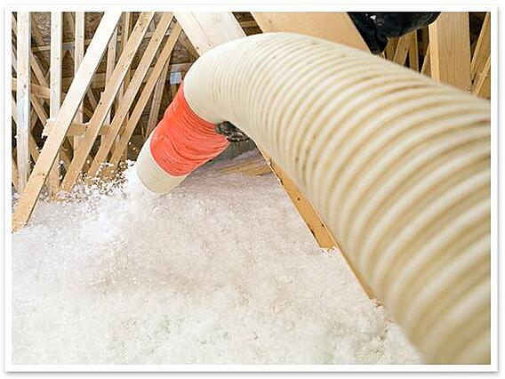 fairfax va area insulation installation service