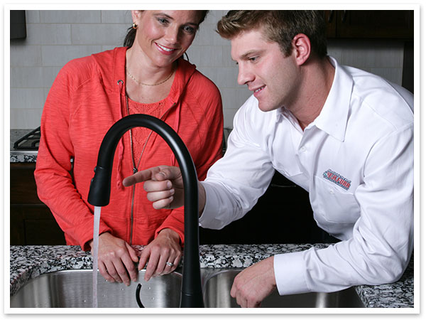 Northern Virginia plumbing inspection maintenance service