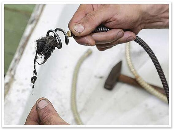 northern virginia sewer snake service