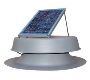 fairfax va solar attic fan installation service