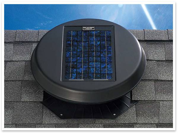 solar attic fan installation fairfax va