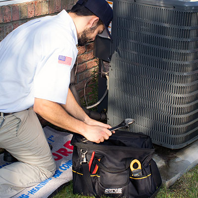 how to save on cooling manassas va