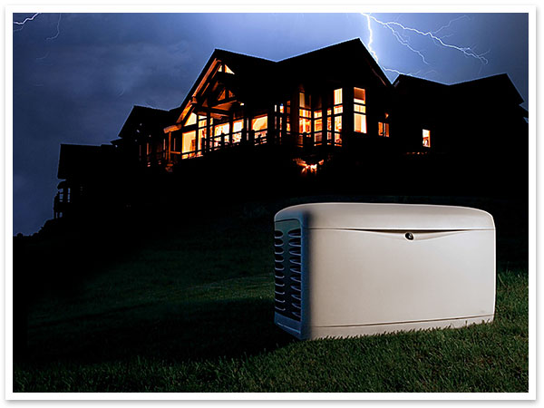home power generator fairfax county va
