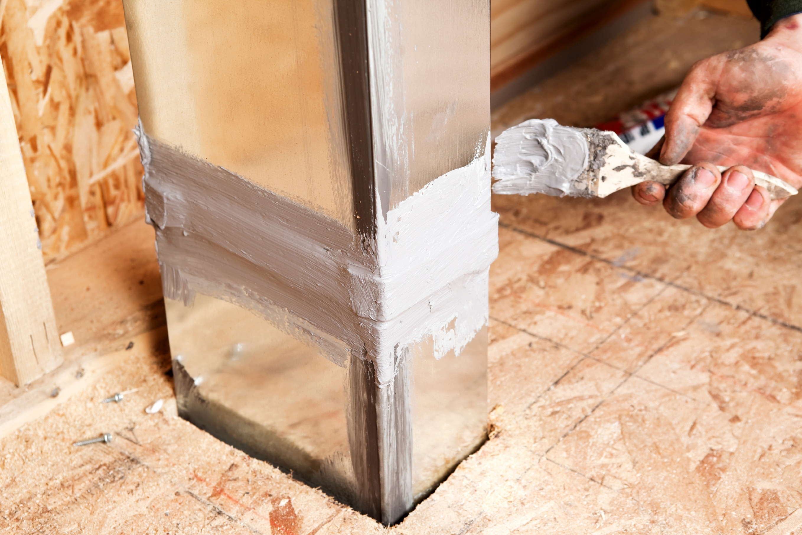 Duct Sealant Vs Plumber S Putty